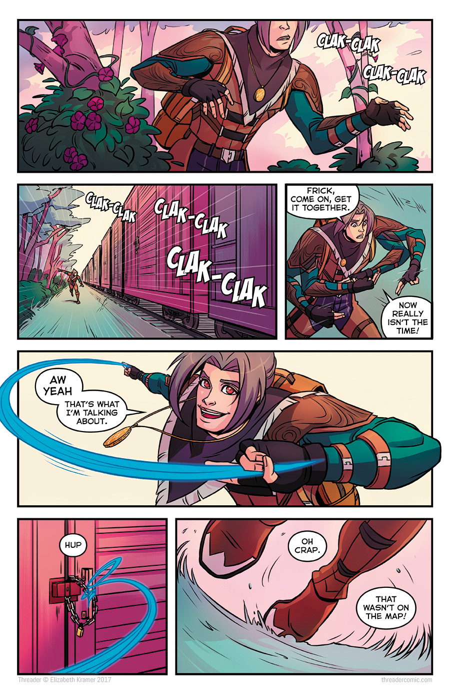 Chapter 1: The Veil | Page 1